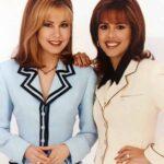 Myrka Dellanos y María Celeste forman una de las parejas de presentadoras más recordadas en la televisión