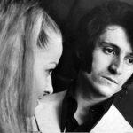Esta foto de Luisito Rey y Marcela Basteri fue tomada allá por 1970 en Argentina