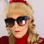 Luego de más de 30 operaciones fallidas, la actriz Alexandra Beffer perdió la vista a causa de glaucoma