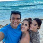 El siniestro ocurrió en el apartamento donde se hospedaba con su esposa Paulina y su hija Juliana en Cancún
