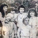Alfredo y Olga Breeskin fueron los padrinos de bautizo de Christian Castro, pues fueron grandes amigos de Verónica Castro