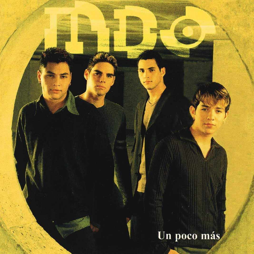 Uno de los discos de MDO, en los que formó parte Anthony