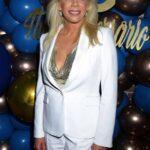 La actriz Cynthia Klitbo tiene 53 años y le lleva 20 a Rey Grupero