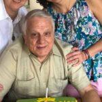 Don José Raúl era fuerte, simpático y una muy buena persona