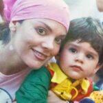Tatiana huyó de su casa llevando a su hijo Andrik en brazos, cuando esté tenía una semana de nacido