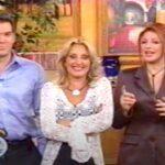 """""""De Mañanita"""" era conducido por Ricky Luis, Luisa Fernanda y los que aparecen en la foto, Roberto Angelelli, Pita Ojeda y Marián de la Fuente"""
