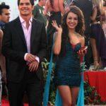 Eleazar Gómez y Danna Paola mantuvieron un noviazgo cuando eran muy jovencitos, que terminó mal