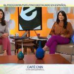El show Café CNN, que pasa por sistema de cable y no en televisión abierta, fue premiado como el mejor programa matutino en español