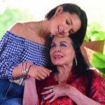 Flor Silvestre pudo ver triunfar a su nieta Ángela Aguilar, a quien le tenía un cariño muy especial por heredar el gusto por la música mexicana, como ella lo tenía