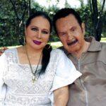 Flor Silvestre y Antonio Aguilar eran una gran pareja en la música, el cine y en la vida misma