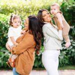Pamela Silva y su amiga Karen Comas estrenan un podcast en inglés en el que compartirán sus experiencias como madres primerizas