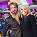 Christian Suárez fue entrevistado sobre las escenas de celos que le hacía Laura Bozzo