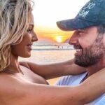 La pareja no ha dejado de demostrase su amor desde que anunciaron su noviazgo en 2018