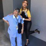 Lili Estefan publicó fotos de varios momentos divertidos que pasó con Martica