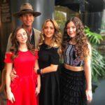 Erik Rubín es esposo de la conductora de Hoy, Andera Legarreta, con quien tiene dos hijas