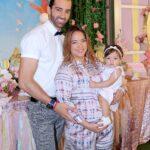 Adamari dice que Aläia contará siempre con el amor de ambos padres