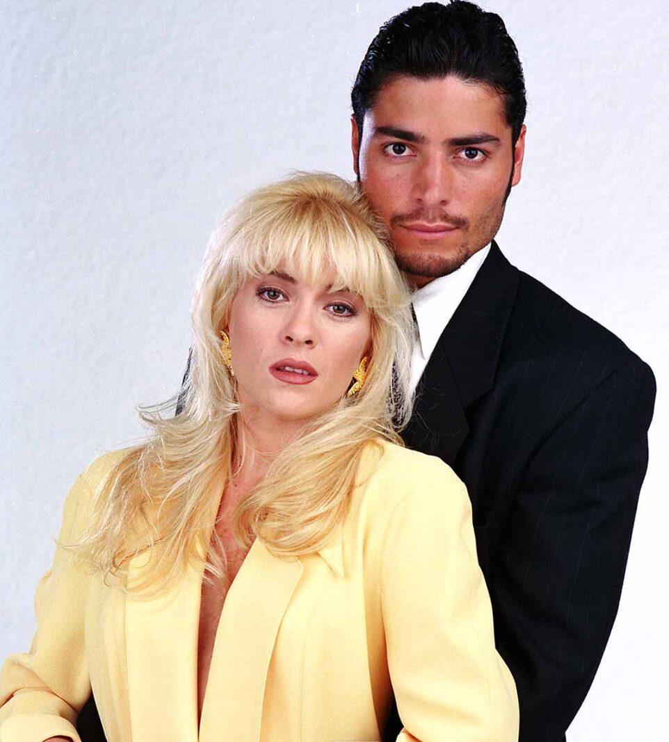 """Desde antes de protagonizar la telenovela """"Volver a Empezar"""" en 1994, Yuri y Chayanne andaban """"de manita sudada"""""""