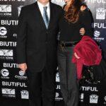 Miguel Alemán Magnani, hace unos años, junto a su ex esposa Vanessa Serrano